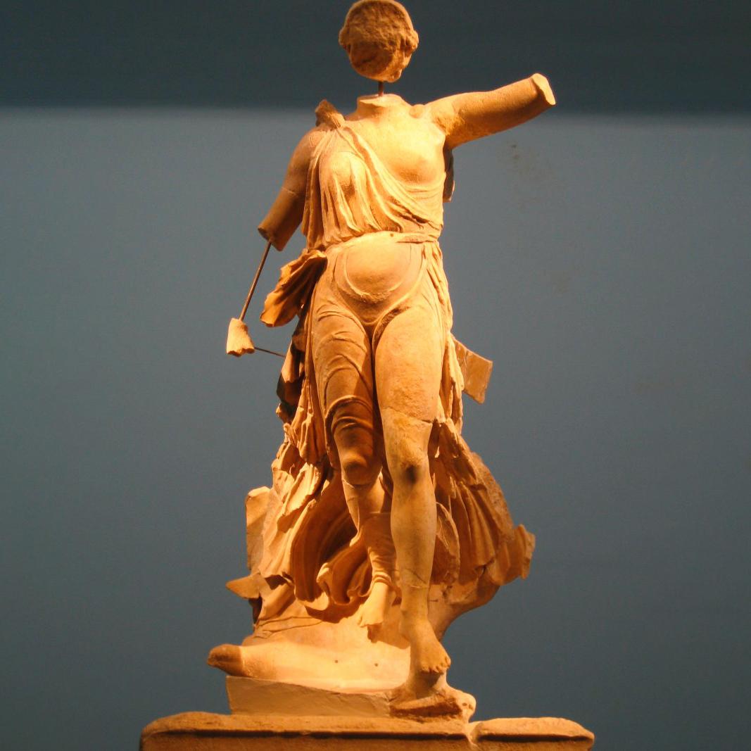 Giovanni Mare - Αρχαία Ολυμπία (2)
