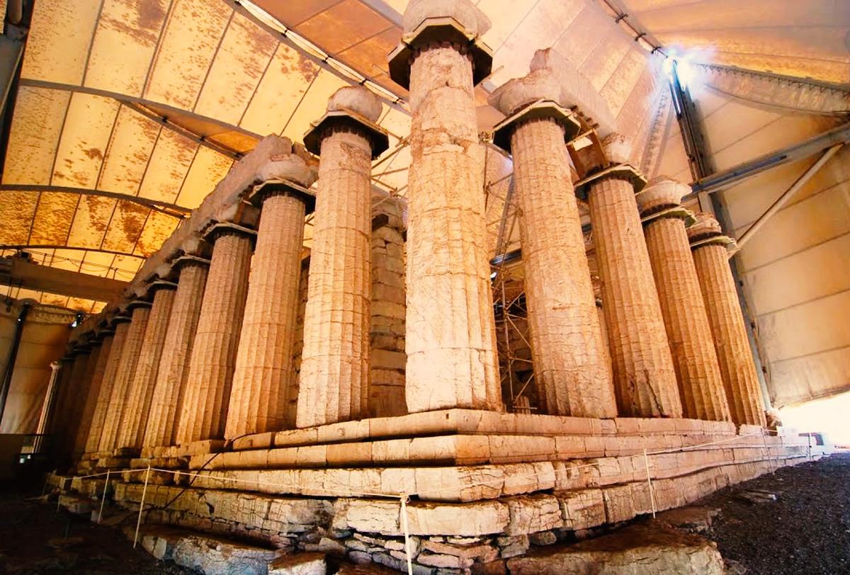 Giovanni Mare - Αρχαία Ολυμπία (4)
